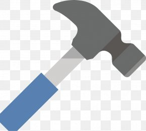 Throwing Axe Hammer - Lump Hammer Tool Stonemason's Hammer Axe Monkey Wrench PNG