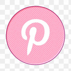 Sticker Symbol - Pinterest Icon Social Network Logo Icon Social Media Icon PNG
