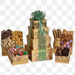 Gift - Food Gift Baskets Christmas Hamper PNG