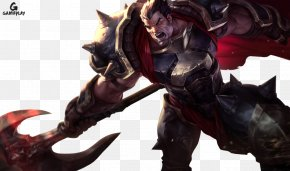 Darius Pic - League Of Legends World Championship Riot Games Draven PNG