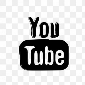 Youtube - YouTube Logo Social Media Television Show PNG