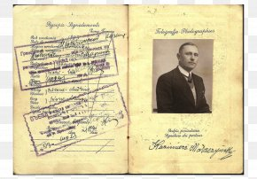 Passport - Identity Document British Passport German Passport Polish Passport PNG