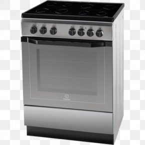Indesit Co - Electric Cooker Cooking Ranges Hob Oven PNG