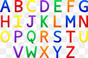 Order Cliparts Free - Letter Case English Alphabet PNG
