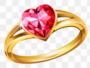 Jewelry Image - Ring Jewellery Icon PNG
