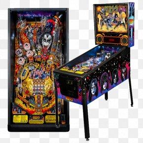 Kiss - Kiss The Pinball Arcade Big Buck Hunter Stern Electronics, Inc. PNG