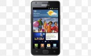 Samsung Galaxy S II - Samsung Galaxy S Galaxy Nexus Android Telephone PNG
