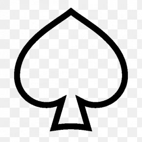 Spades - Spades Playing Card Icon PNG