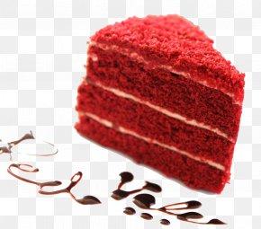 Layer Cake - Red Velvet Cake Icing Layer Cake Chocolate Cake Cupcake PNG
