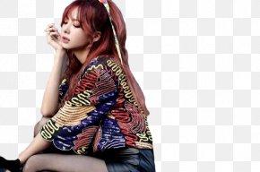Hani Exid Hd - Solji EXID Hot Pink K-pop DASONI PNG