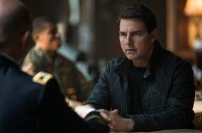 Tom Cruise - Tom Cruise Jack Reacher: Never Go Back Amazon.com PNG