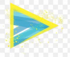 RGBA Color Space - Triangle Desktop Wallpaper PNG