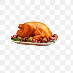 Chicken - Roast Chicken Barbecue Chicken Roasting PNG
