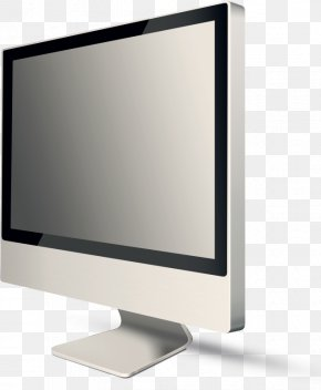 Creative Computer - Television Set Macintosh Computer Monitor Apple PNG