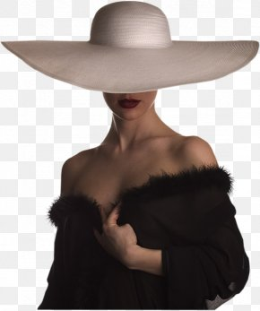 Hat - Woman With A Hat Painting Cap PNG