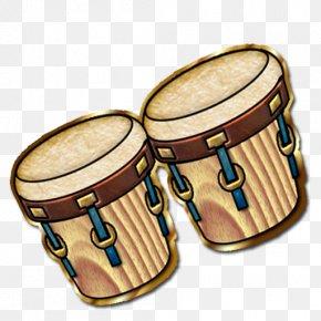 Bongos Cliparts - Bongo Drum Conga Clip Art PNG