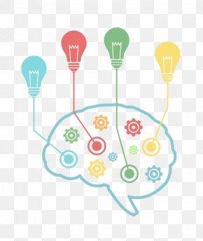FIG Creative Thinking Creative - Idea Creativity Brain Concept PNG