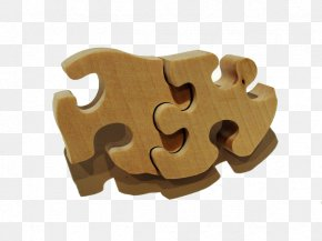 Puzzle Wood Texture - Jigsaw Puzzle PNG