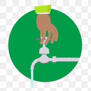 Water - Water Efficiency Water Conservation Clip Art PNG