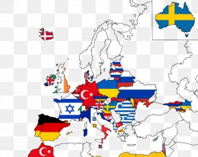 Map Exquisite Graphics Painting - Eurovision Song Contest 2016 DeviantArt Clip Art PNG