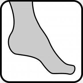Clip Art Feet - Clip Art Vector Graphics Openclipart Download PNG