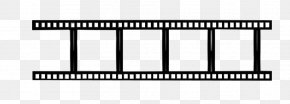 Filmstrip - Photographic Film Cinema Clip Art PNG