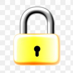 Padlock Pictures - Padlock Yellow PNG