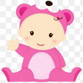 Sticker Child - Teddy Bear PNG