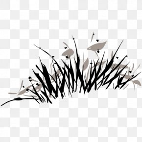 Baiker Illustration - Ink Wash Painting Image Drawing PNG