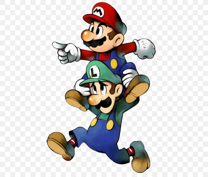 Mario Luigi Superstar Saga Mario Luigi Partners In