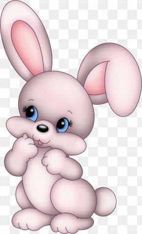 Rabbit - Easter Bunny Rabbit Cuteness Clip Art PNG