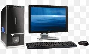 Laptop - Laptop Computer Mouse Desktop Computers Personal Computer PNG