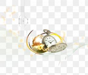 Watch Clip - Pocket Watch Clock Clip Art PNG