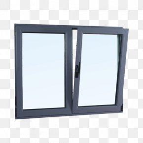 Window - Window Aluminium Thermal Break Glass Glazing PNG