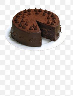 Chocolate Cake - Coffee Chocolate Cake Birthday Cake Torte Layer Cake PNG