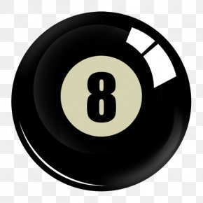 8 Ball Pool Photos - 8 Ball Pool Magic 8-Ball Eight-ball Billiard Ball PNG