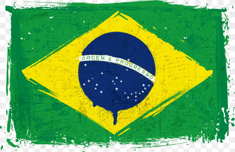 Flag Of Brazil National Flag, PNG, 1000x649px, Brazil, Ball, Banner, Energy, Flag Download Free
