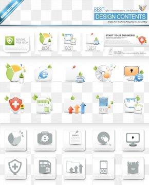 Arrow Button Computer Disc - Button User Interface Design Icon Design Icon PNG