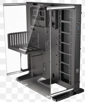 Case Closed - Computer Cases & Housings Thermaltake Commander MS-I Power Supply Unit ATX PNG