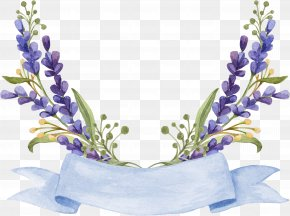 Lavender - Lavender Paper Flower Purple PNG