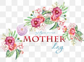 European-style Mother's Day - Europe Floral Design Mothers Day PNG