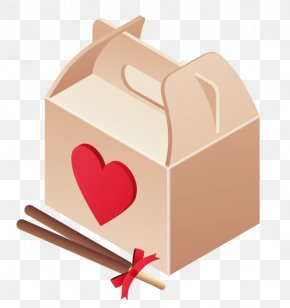 Valentine Dinner Box PNG Clipart - Heart Valentine's Day Clip Art PNG