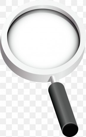 Magnifying Glass Decorative Vector Elements - Magnifying Glass Euclidean Vector PNG