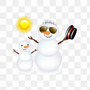 Christmas Snowman Son - Santa Claus Snowman Christmas Clip Art PNG