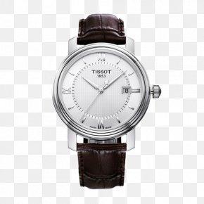 Tissot Quartz Watch - Watch Strap Australia Tissot Watch Strap PNG