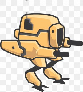 Cartoon Computer Graphics - Robot Cartoon PNG