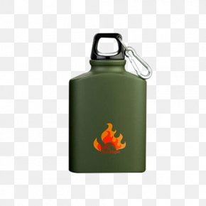 Army Kettle - Water Bottle Outdoor Recreation Army Icon PNG