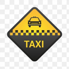 AI Yellow Taxi Vector Icon - Taxi Airport Bus Can Stock Photo Stock Photography PNG