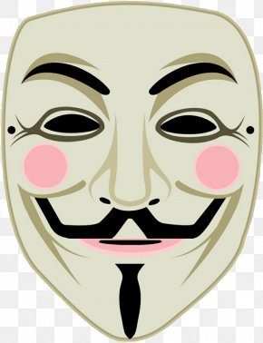 V For Vendetta - Gunpowder Plot Guy Fawkes Mask V For Vendetta Anonymous PNG