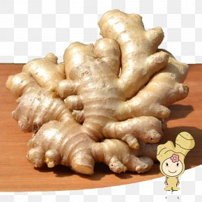 Ginger On The Table - Juice Root Vegetables Ginger PNG